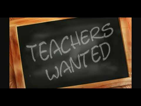 A Growing Teacher Shortage In The US