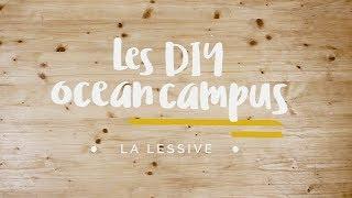Les DIY Ocean Campus - Comment faire sa lessive maison ? - Surfrider Foundation Europe