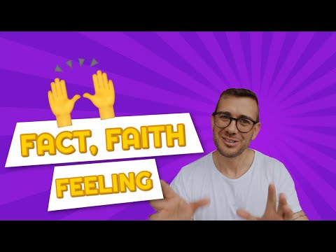 FACT, FAITH, FEELING - n Just A Minute - Episode #31