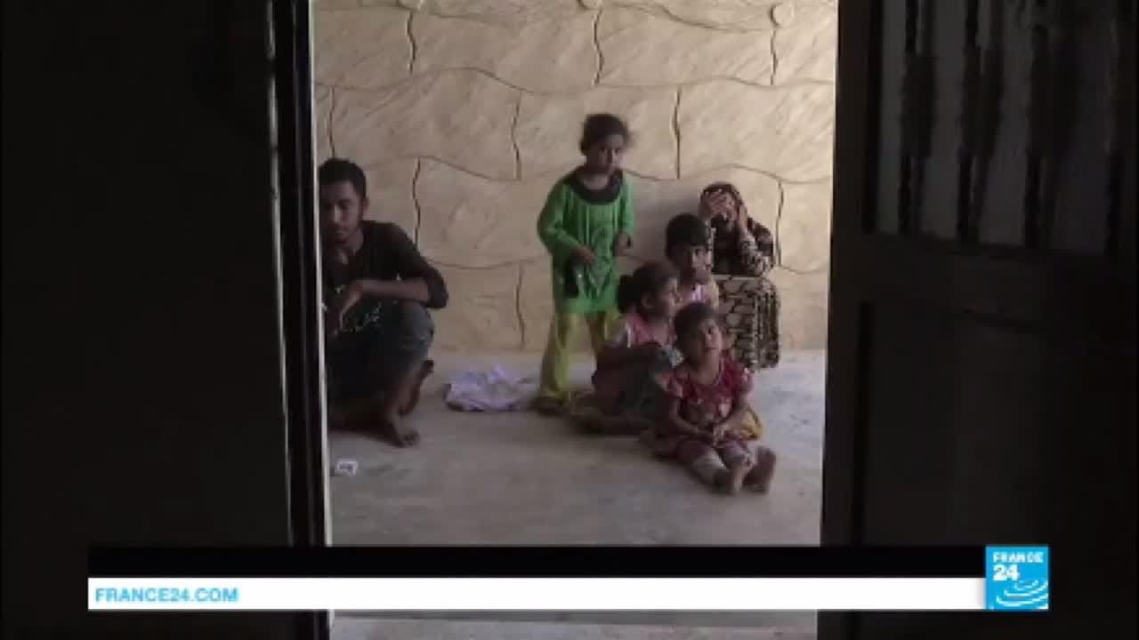 فرانس 24:Syria: Civilians return to Raqqa, facing grim conditions in surrounding refugee camps