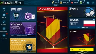 LIVE!!! ICONS TOURNAMENT FIFA MOBILE 19