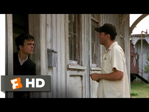 The Station Agent (3/12) Movie CLIP - I'm a Good Walker, Bro (2003) HD