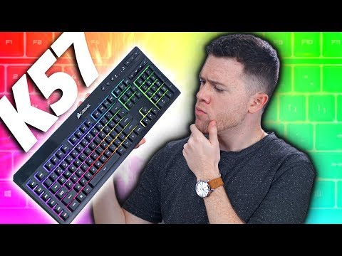 Corsair K57 RGB Wireless Keyboard Review - A Hard Pass?