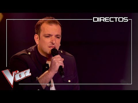 Javi Moya canta 'Si tú no estás aquí' | Directos | La Voz Antena 3 2019