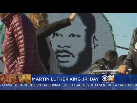 North Texas Events Celebrate Legacy Of Dr. Martin Luther King Jr.