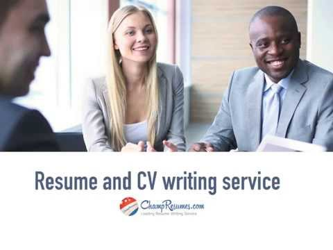 Champresumes.com: best resume writing service