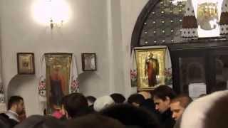 Праздничное богослужение в  Екатериновском храме Чернигова(Праздник Рождества христова в Екатериновском храме Чернигова., 2015-04-27T21:00:43.000Z)