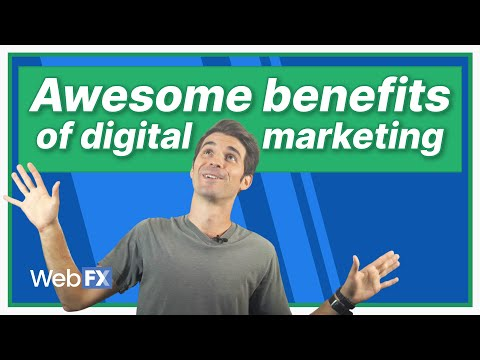 Digital Marketing Benefits   Why You Should Promote Your Business Online