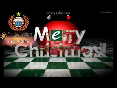 The Jak Ambon - Merry Christmas Song