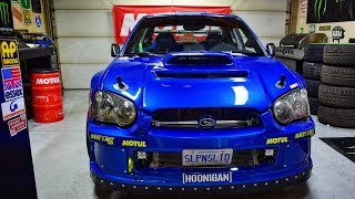2005 Subaru Impreza STi WRC Replica / Gymkhana Build Review