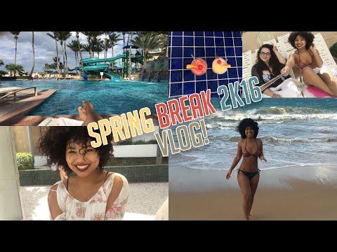 SPRING BREAK 2016 VLOG Pt. 1 | San Juan, Puerto Rico