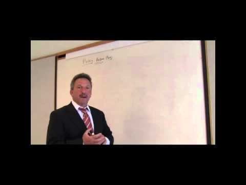 Health Policy Lecture 3: 3 minute sample