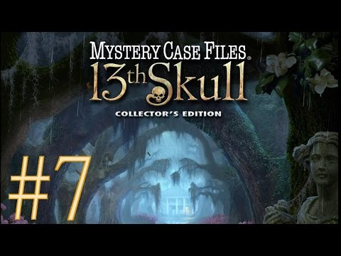 Mystery Case Files:13th Skull Walkthrough part 7