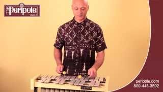 Introducing the Peripole-Bergerault® Orff Junior Professional Chromatic Alto Metallophone