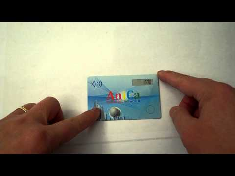 stored value card