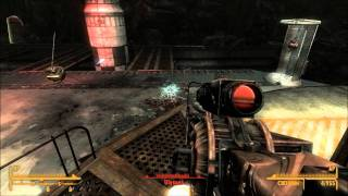 Fallout New Vegas Lonesome Road DLC part 24 The Final Fight... Again