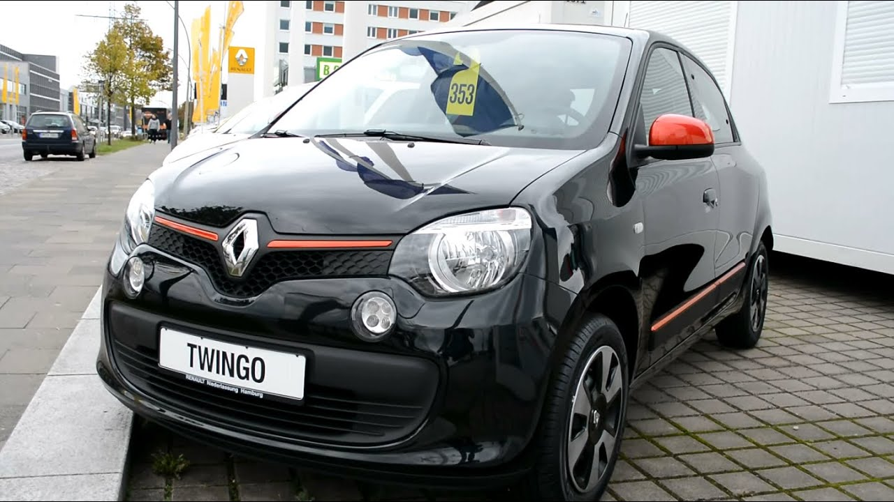 2015 new renault twingo youtube. Black Bedroom Furniture Sets. Home Design Ideas