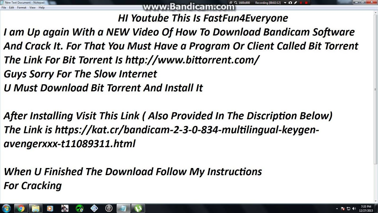 torrent downloaded from http //kat.ph