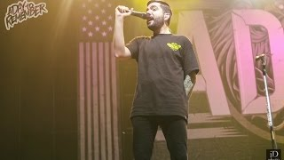 A Day To Remember  - Naivety ( Live in Moscow  2017)