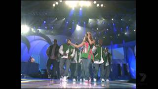 JoJo - Leave (Get out) - [Teen Choice Awards] HD - 2004