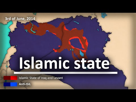 «Islamic state of Iraq and Levant» | Every day | April 2013 - January 2016