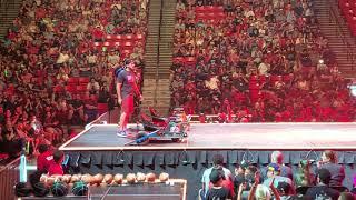 Tyler vs Coby (DP live tour)