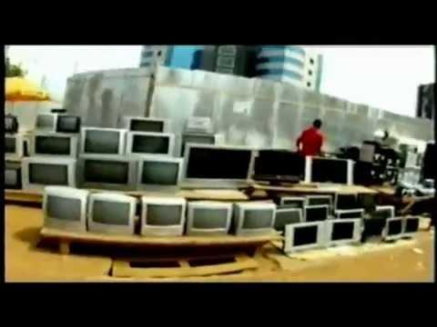 DW TV Prisma Toxic City - Chatarra venenosa alemana para Ghana