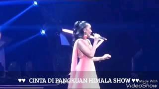 Merdu nya Suara Ayu Ting Ting Membawakan Lagu India Baru di Cinta Pangkuan Himalaya