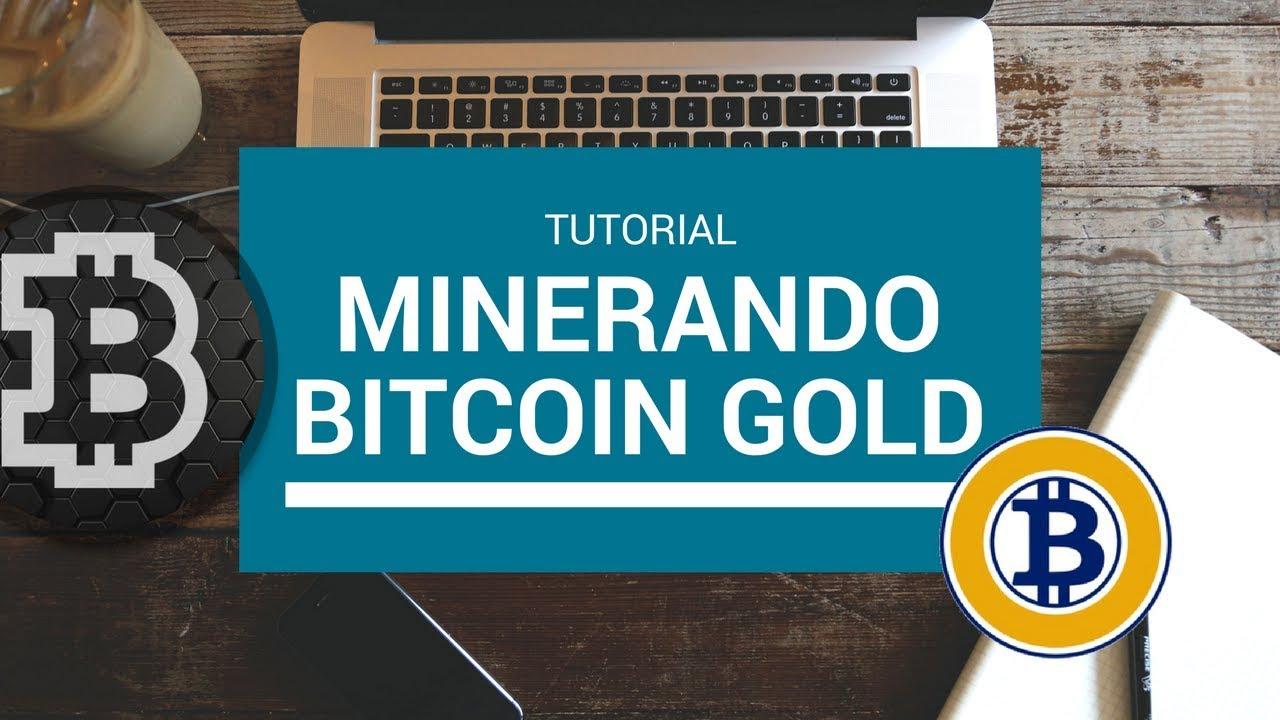 tutorial minerar bitcoins