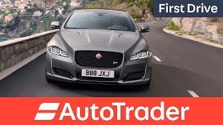 2018 Jaguar XJR575 first drive review