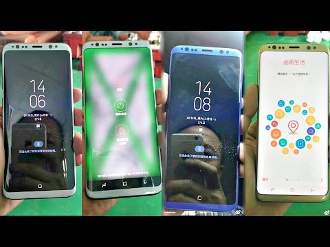 SAMSUNG GALAXY S8 BIXBY is OFFICIAL!!!