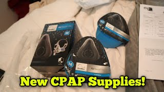 CPAP Supplies From My Insurance