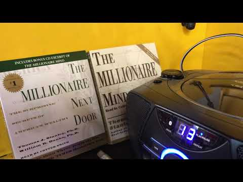 Review & Thoughts on The Millionaire Mind - Audio Book