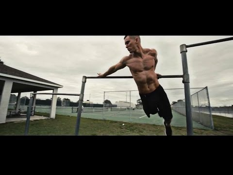 Corey Hall Fitness-Gravity defying Strength