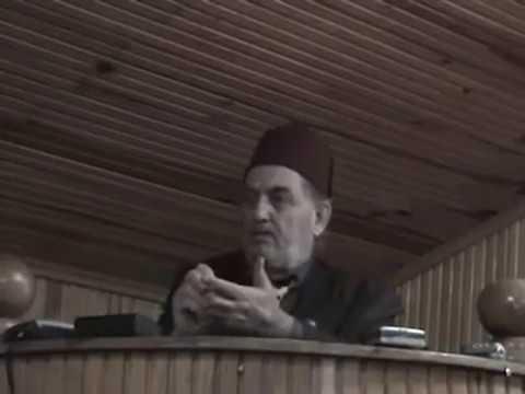 Ders 2, İslam Dünya Görüşü, Üstad Kadir Mısıroğlu