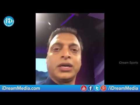 Sehwag ne ki shoaib akhtar ki bolti band champion trophy 2017 India pakistan match predictions