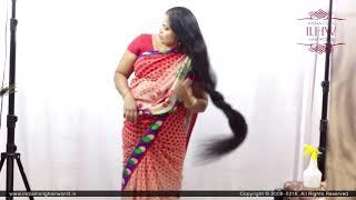ILHW Rapunzel Deepa Loose Cobra Braid Making Braid Flaunting Braid Play