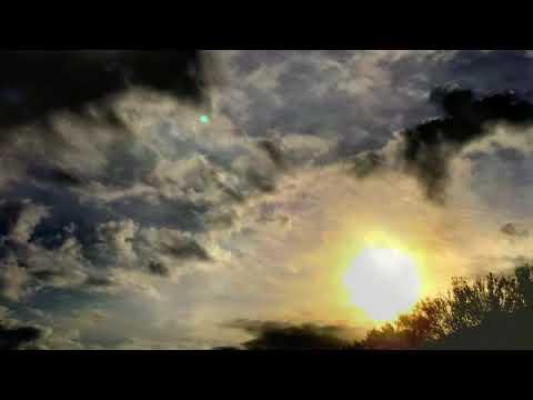 Rainbow Cloud Ships of the Holy Spirit