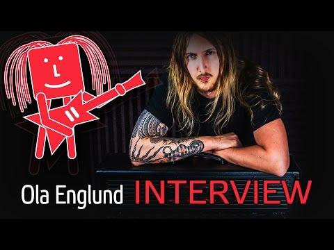 Ola Englund Interview & Rig Rundown (CZ titulky)