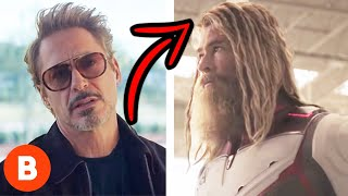 Avengers: Endgame Questions That Need Explaining