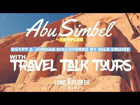 Abu Simbel Temples with Travel Talk Tours (2016)