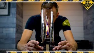 Making a USB Powered Flaming Tornado