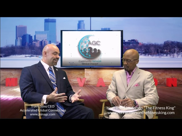 Networking Interview Questions with Answers -Travis Sims AGC Founder Interview.