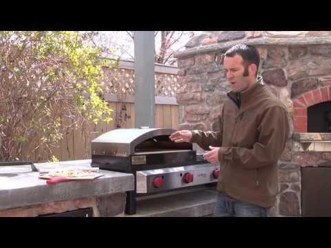 Tips and Tricks on the Italia Pizza Oven