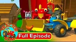 Tractor Tom - 50 Tom Hatches an Egg (full episode - English) thumbnail