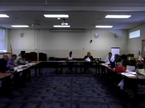 NYS Parole Board Meeting August 2016