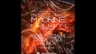 Art Style: Techno | Xilinox Presents : Inside The Maschine Podcast Episode X : Tonikattitude