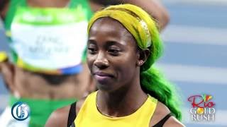 Elaine, Fraser-Pryce - hearts of champions! thumbnail