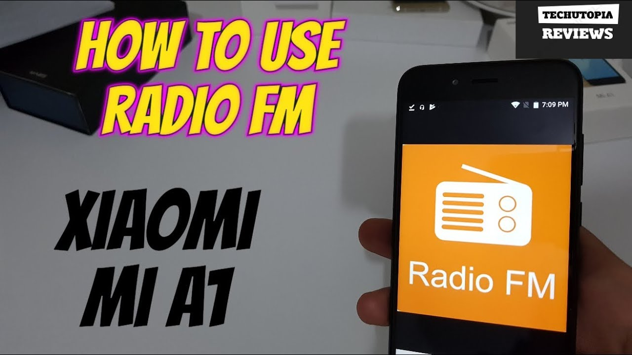 How to activate Radio FM on Xiaomi Mi A1 Offline/No ROOT/Easy  tutorial/Enable/English