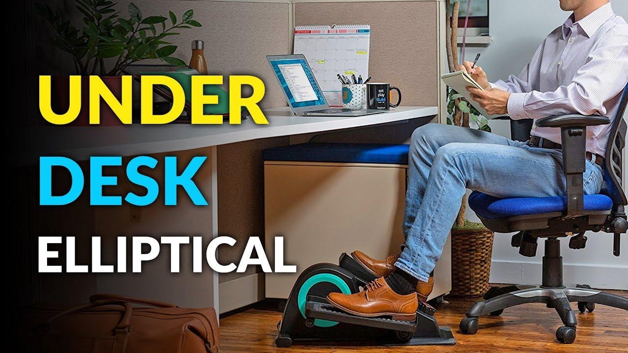 Cubii Jr: An Under Desk Elliptical Exercise Machine